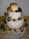 Cheese Wedding Cake #4