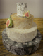 Cheese Wedding Cake #5, Version 1 (4 tier)