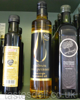Chiltern Cold Pressed Rapeseed Oil