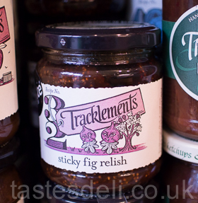 Sticky Fig Relish