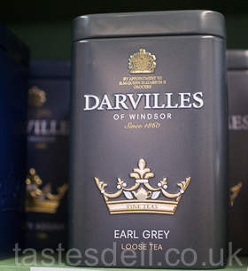 Earl Grey Loose Tea in Tin