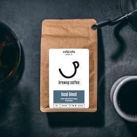 Brewup Coffee Local Blend