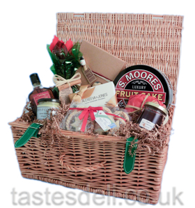 Hampers make excellent gifts throughout the year and with Tastes' hamper service you can choose one of the luxurious themed hampers, baskets or gift boxes ...