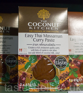 Easy Massaman Curry Paste
