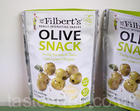 Green Olives with Lemon & Oregano