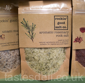 Aromatic Rosemary Rock Salt