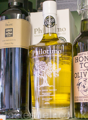 Philotimo Greek Extra Virgin Olive Oil