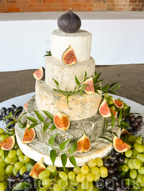 Cheese Wedding Cake #11